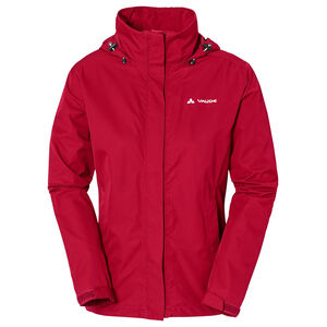 VAUDE Escape Bike Light Jacket Damen indian red indian red
