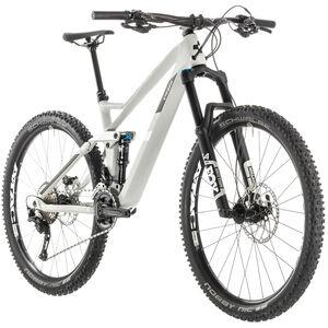 Cube Stereo 140 HPC Race Grey'n'White bei fahrrad.de Online