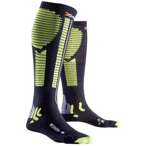 X-Bionic Precuperation Recovery Socks Herren black/acid green black/acid green
