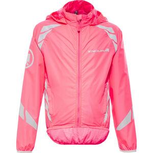 Endura Luminite II Jacket Kinder hi-viz pink/reflective hi-viz pink/reflective