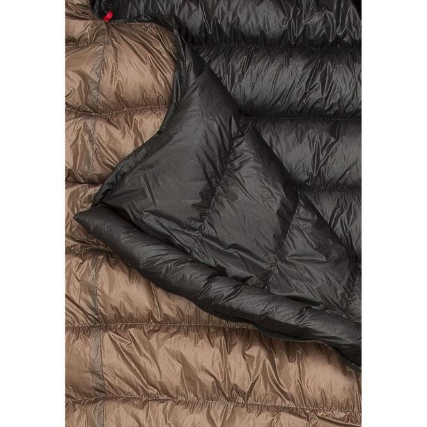 Yeti Passion Three Sleeping Bag M brown/black