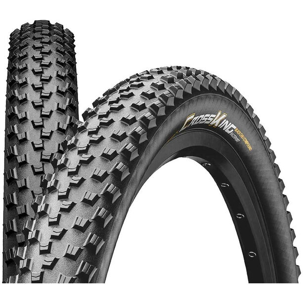 "Continental Cross King 2.3 Faltreifen 29"" Race Sport schwarz"