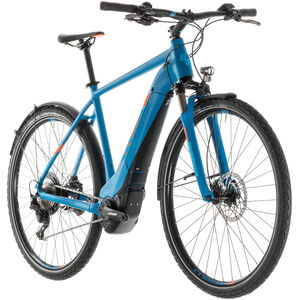 Cube Cross Hybrid Race 500 Allroad Blue'n'Orange bei fahrrad.de Online