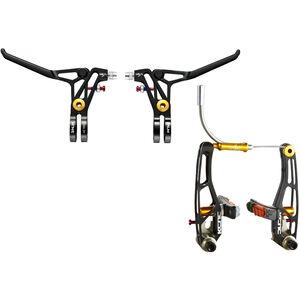 KCNC VB1 V-Brake Set schwarz schwarz