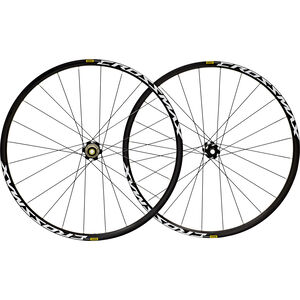 "Mavic Crossmax Laufradsatz 27,5"" Boost schwarz bei fahrrad.de Online"