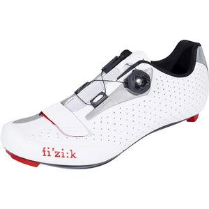 Fizik R5B Rennradschuhe Herren weiß/hell grau bei fahrrad.de Online