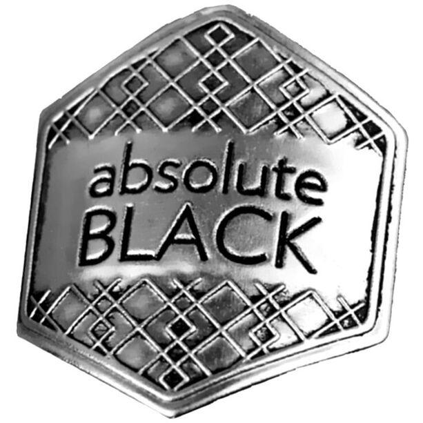 absoluteBLACK Metal Sticker