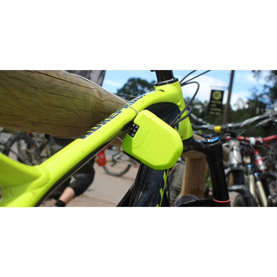 Hiplok FX Seilschloss mit Reflektor bei fahrrad.de Online