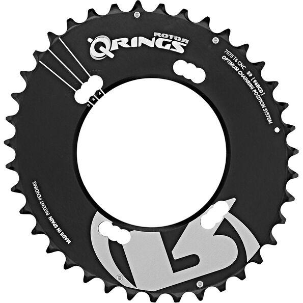 Rotor QX2 Q-Ring MTB Kettenblatt Shimano XT 8000 96mm außen