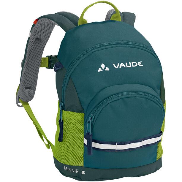 VAUDE Minnie 5 Backpack Kinder petroleum