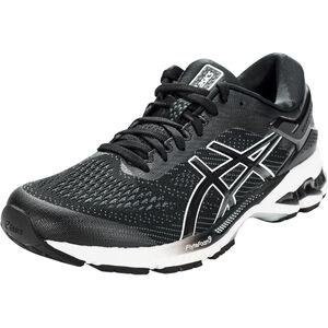 asics Gel-Kayano 26 Schuhe Damen black/white black/white