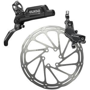 SRAM Guide RS Scheibenbremse Hinterrad schwarz schwarz