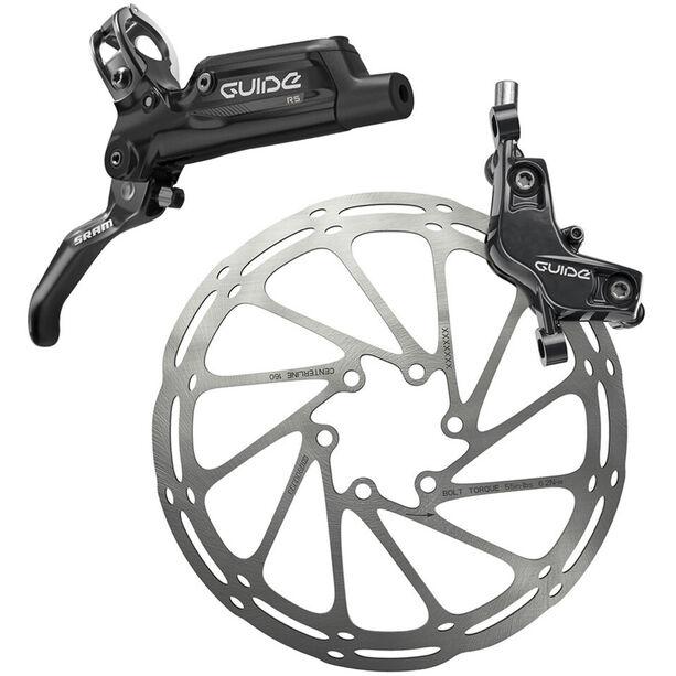 SRAM Guide RS Scheibenbremse Hinterrad schwarz