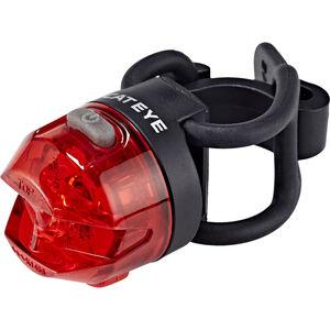 CatEye Loop2G SL-LD140GRC Rücklichter schwarz/rot schwarz/rot