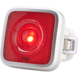 Knog Blinder MOB Rücklicht StVZO rote LED silver silver