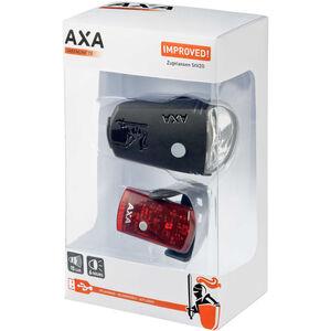 Axa GreenLine 15 Beleuchtungs Set