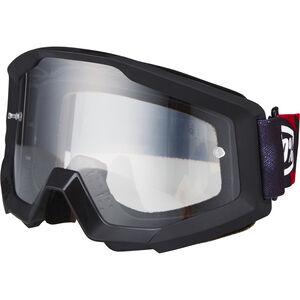 100% Strata Goggles slash/anti fog clear slash/anti fog clear