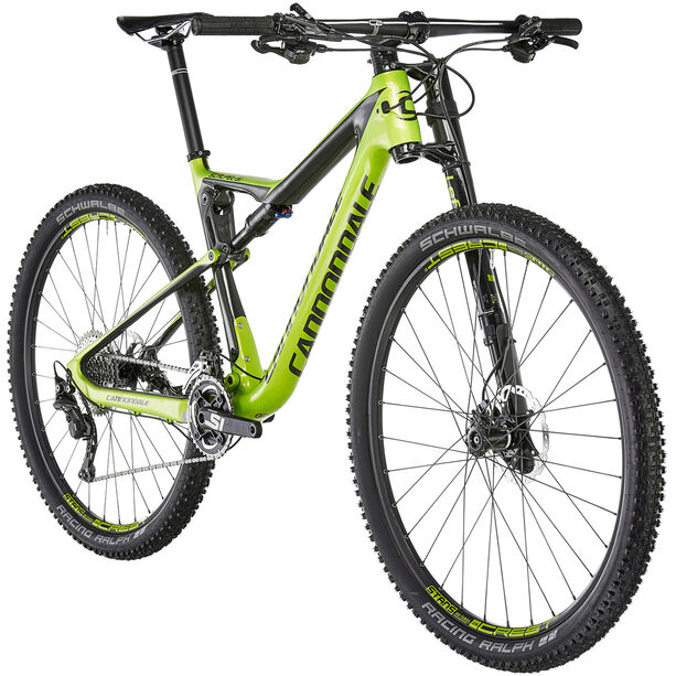 "Cannondale Scalpel Si 4 29"" acid green"