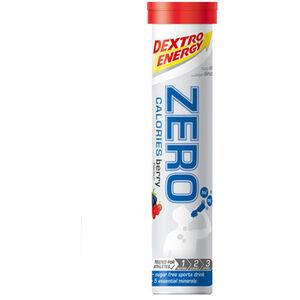 Dextro Energy Zero Calories Elektrolytgetränk Berry 20 Tabs bei fahrrad.de Online