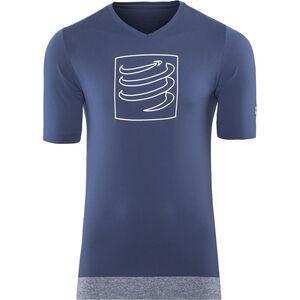 Compressport Training T-Shirt blue blue