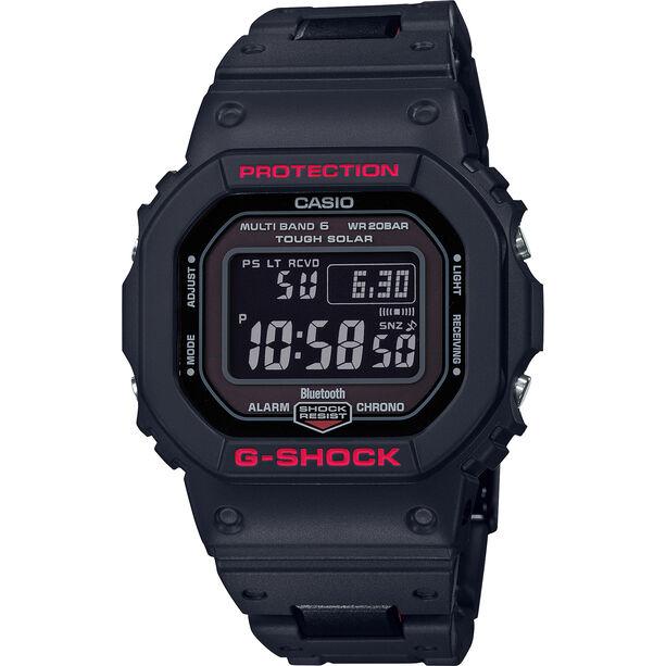 CASIO G-SHOCK GW-B5600HR-1ER Watch Men black/red