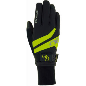 Roeckl Rocca GTX Bike Gloves black/yellow black/yellow