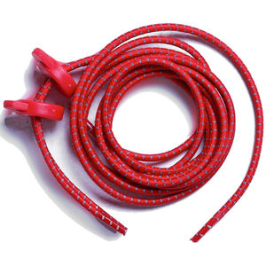 Zone3 Elastic Laces red red