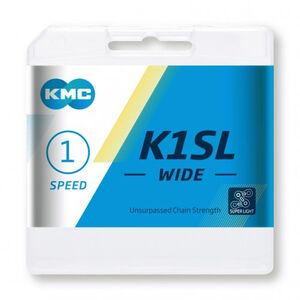 KMC K1SL Wide Ti-N Kette 1-fach BMX gold gold