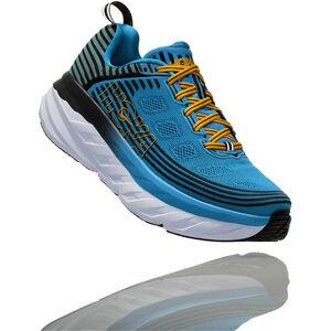 Hoka One One Bondi 6 Running Shoes Herren dresden blue/black dresden blue/black