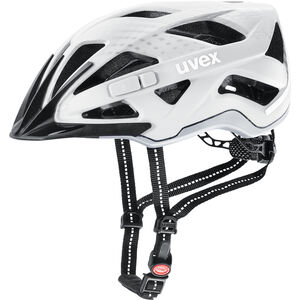 UVEX City Active Helmet white matt white matt