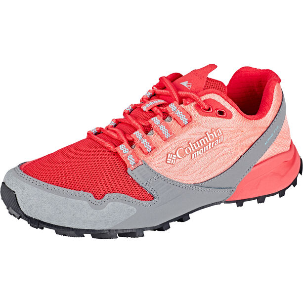 Columbia Alpine FTG Shoes Damen red coral/iceberg
