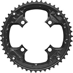 Shimano Deore FC-T6010 Kettenblatt für KSR 10-fach AL schwarz schwarz