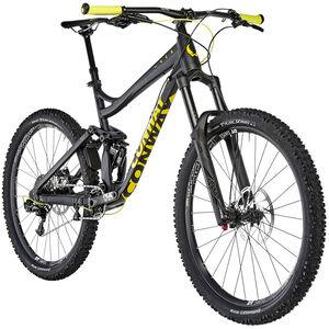 Conway WME 727 Alu Herren black matt/yellow black matt/yellow