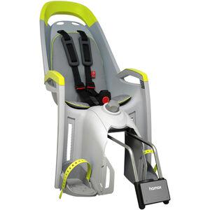 Hamax Amaze Kindersitz Rahmenrohr grau/lime grau/lime