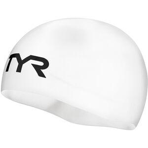 TYR Competitor Cap white white