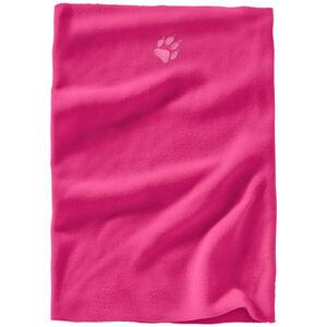 Jack Wolfskin Real Stuff Loop Scarf Kinder pink fuchsia pink fuchsia