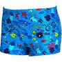 Zoggs Sea Life Badehose Jungen blue/multi