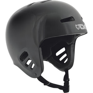TSG Dawn Solid Color Helmet black black