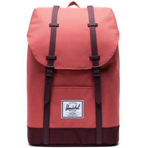 Herschel Retreat Backpack 19,5l mineral red/plum mineral red/plum