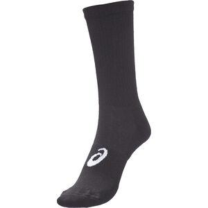 asics Crew Socks 3 Pack black black