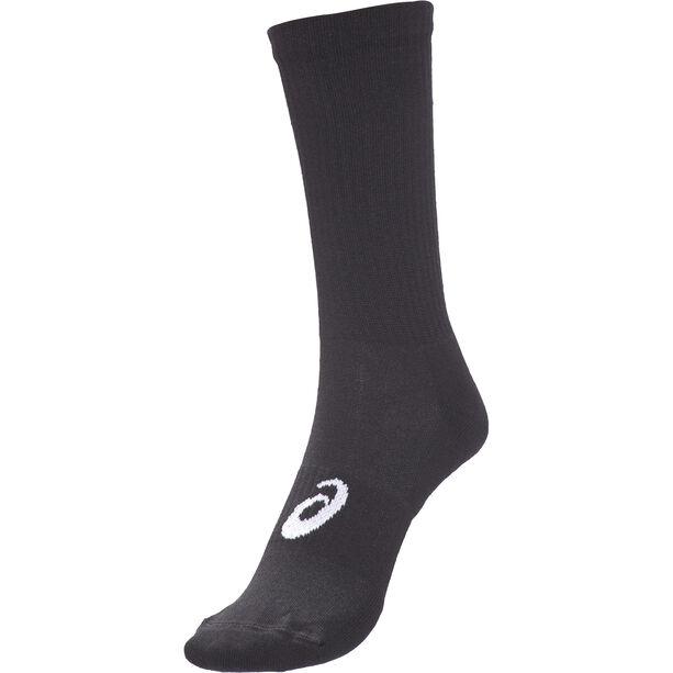asics Crew Socks 3 Pack black