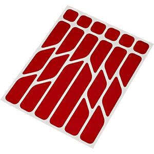 rie:sel design re:flex Reflective red bei fahrrad.de Online