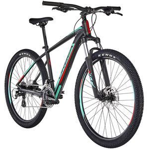 "ORBEA MX 50 27,5"" black/turqoise/red bei fahrrad.de Online"