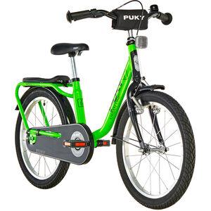 """Puky Z 8 Fahrrad 18"""" Kinder kiwi/schwarz kiwi/schwarz"""