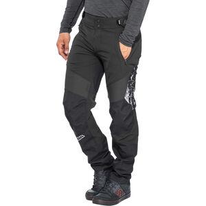 ION Scrub Select Bike Pants Herren black black