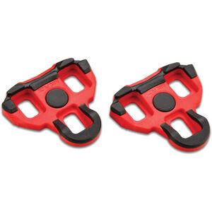 Garmin Vector Ersatz Schuhplatten red red
