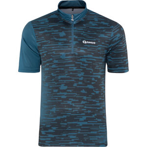 Gonso Hans Shirt Herren majolica blue majolica blue