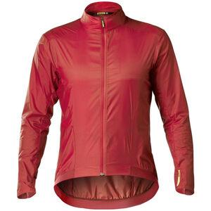 Mavic Essential Wind Jacket Herren haute red haute red