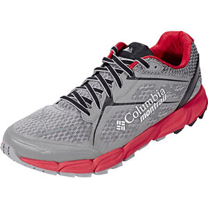 Columbia Caldorado II Shoes Men charcoal/bright red bei fahrrad.de Online