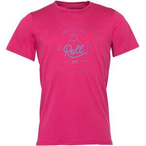 Triple2 Laag Handwrite T-Shirt Men Herren beet red beet red